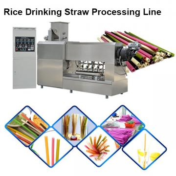 Pasta Straw Machine Pasta Straw Production Line
