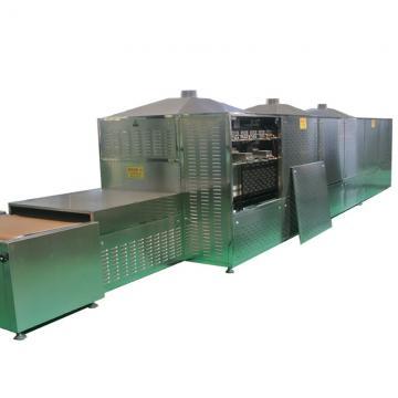 Industrial Mesh Belt Microwave Drying Baking Machine Fish Shrimp Chips