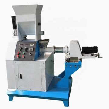 Dayi Double Screw Extruded Pet Treats Making Machine