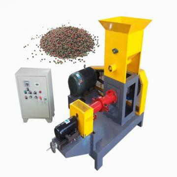 500kg/H Peru Farm Use Floating Fish Feed Pellet Machine