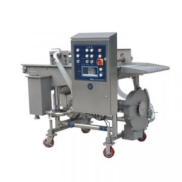 Small Hamburger Vegetable Patty Meat Pie Production Line