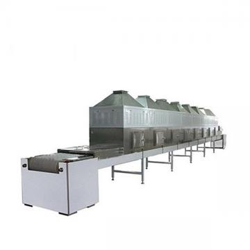Automatic and Stainless Steel Nuts Microwave Drying Machine with Great Reputation Made in China