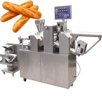 High Quality Fully Automatic Bread Crumbs Making Machine
