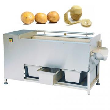 Industrial Automatic Taro Cassava Potato Washing Peeling Machine