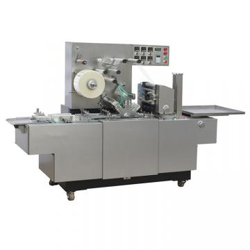 Automatic Double Lane Biscuit Sandwich Making Machine with on-Edge Packing Machine