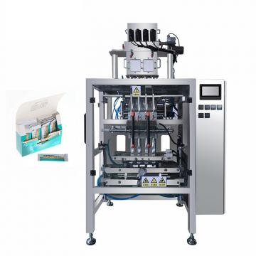 Jw-A32 Automatic Filling Machine for Weighing Mixing 4 Products