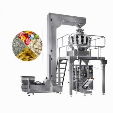 Full Automatic Factory Price Weighing Plastic Bottle Filling Sealing Machine