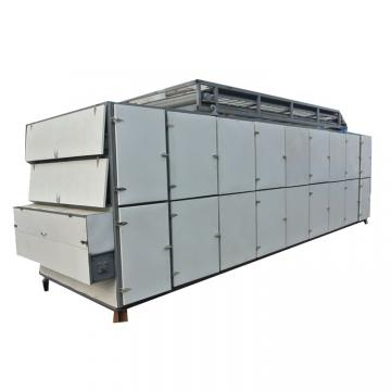 Fruits Processing Equipment / Conveyor Mesh Belt Dryer / Air Drying Machine