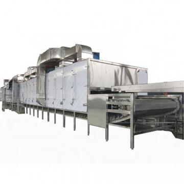 Conveyor Mesh Belt Type Air Drying Machine / Vegetable Dryer Machine