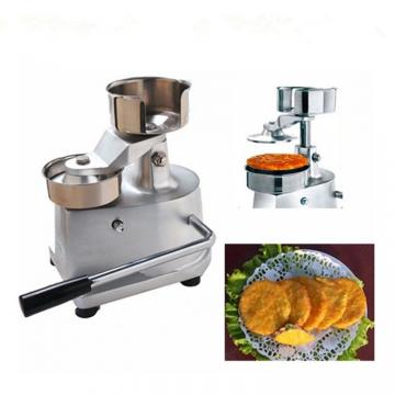 Commercial Stuffed Burger Hamburger Patty Press Maker Machines