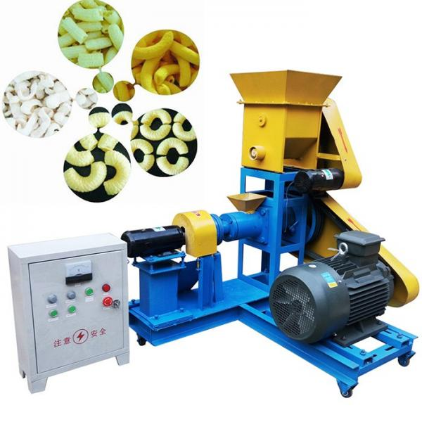 Popular Extrusion Puff Corn-Filling Making Machine From Jinan for Small Factory #1 image