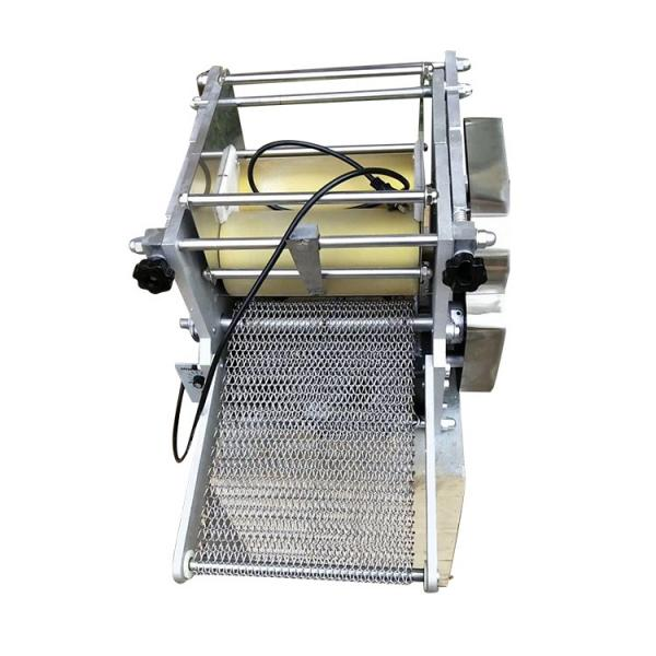 Small Automatic Tortilla Fried Corn Puff Snacks Processing Plant Machine #1 image