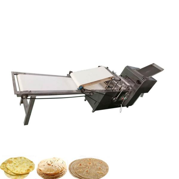 SS304 Reliable Extruded Tortilla Equipment /Industrial Tortilla Chip Machine for Sale with ... #1 image