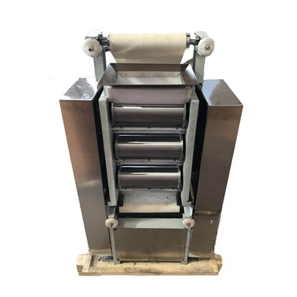 Small Scale Corn Bugles Production Line Fried Snacks Making Machine #1 image