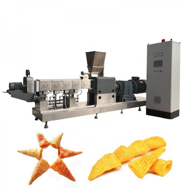 Fried Snacks Doritos Tortilla Corn Chips Making Machine #1 image