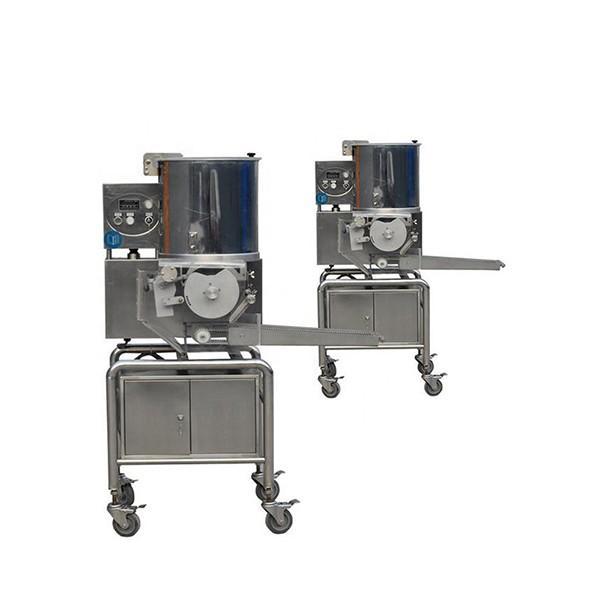 Automatic Burger Press Making Equipment Hamburger Patty Machine Commercial #1 image