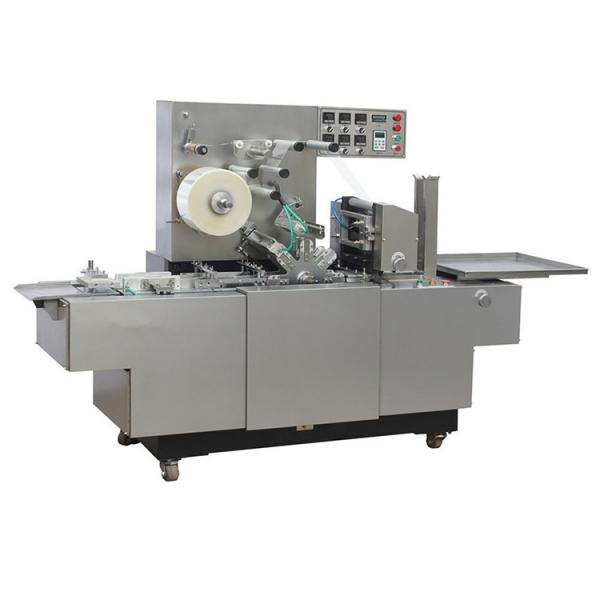Biscuit/ Cake/ Bread Full Automatic Pillow Packing Machine #1 image