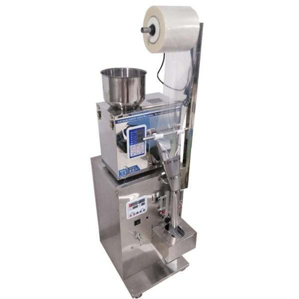 PLC Automatic Sulfur Powder Weighing Filling Bagging Packaging Packing Machine #1 image