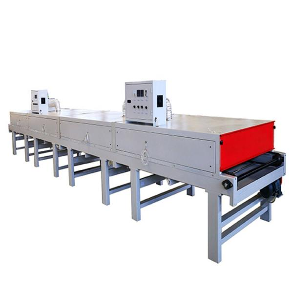 Conveyor System Chain Belt Pre-Heating Uniform Conveyor Oven for Sale #2 image