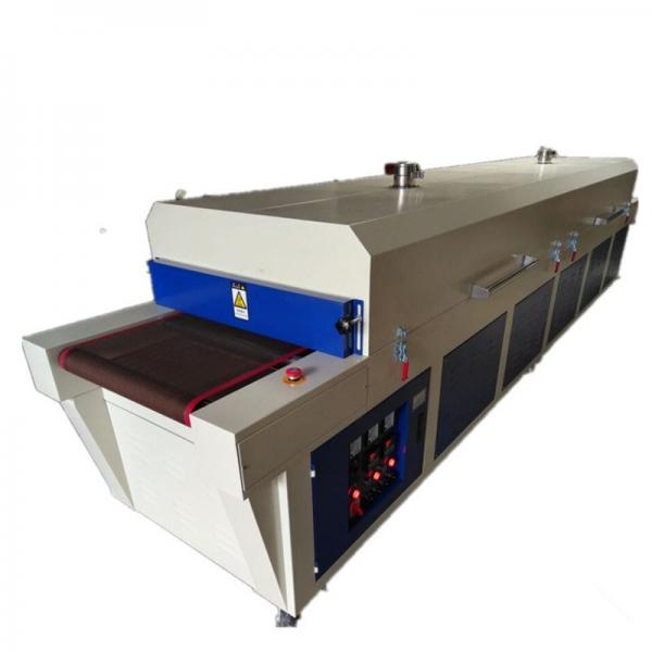 Industrial Drying Machine High Temperature Hot Air Tunnel Dryer Oven #1 image