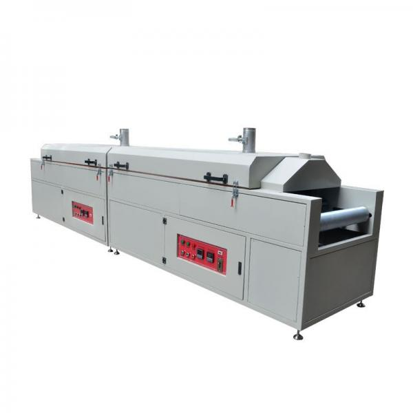 Conveyor System Chain Belt Pre-Heating Uniform Conveyor Oven for Sale #3 image