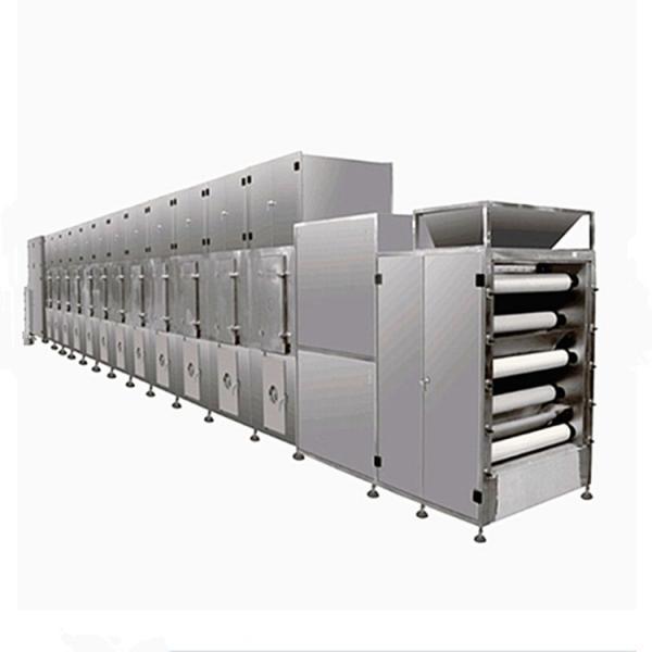 Fruits Processing Equipment / Conveyor Mesh Belt Dryer / Air Drying Machine #3 image
