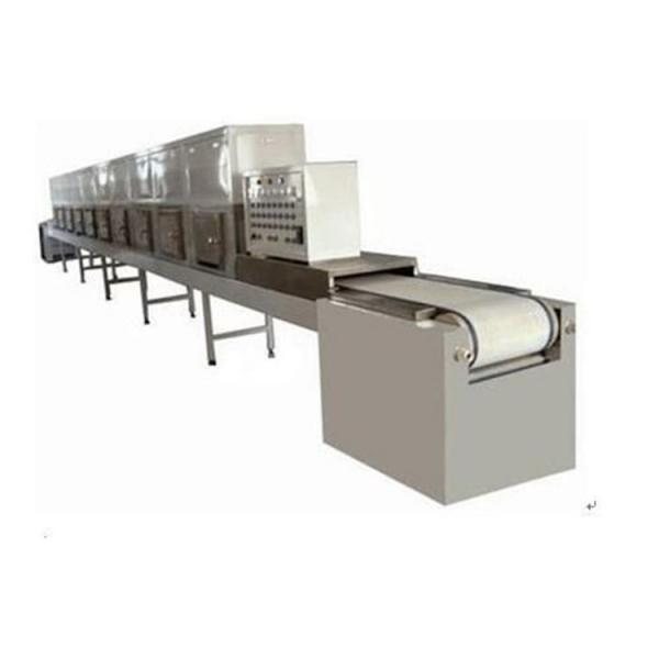 Hot Air Hemp Conveyor Mesh Belt Dryer Machine #1 image