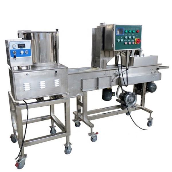 Commercial Automatic Hamburger Patty Maker Burger Forming Press Machine #1 image