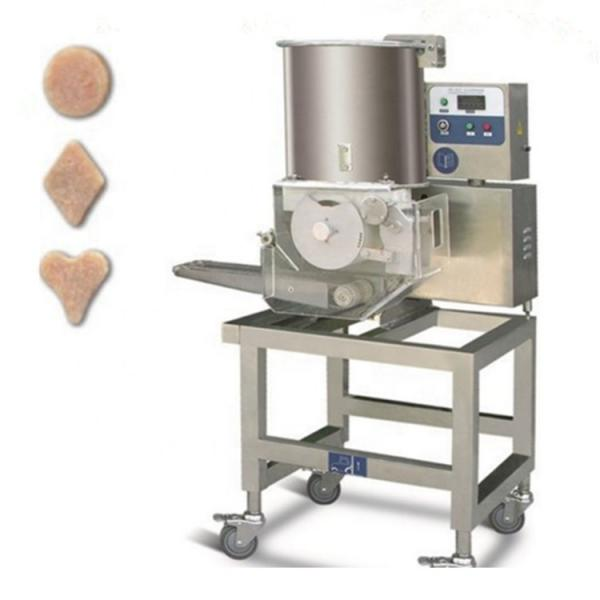 Industrial Commercial Burger Patty Press Maker Hamburger Machine #1 image