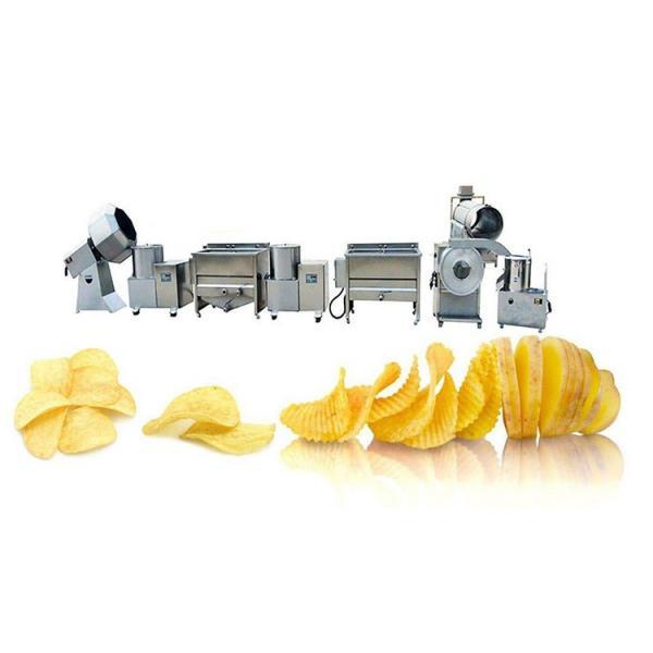 Automatic New Condition Potato Chips Making Machine #2 image