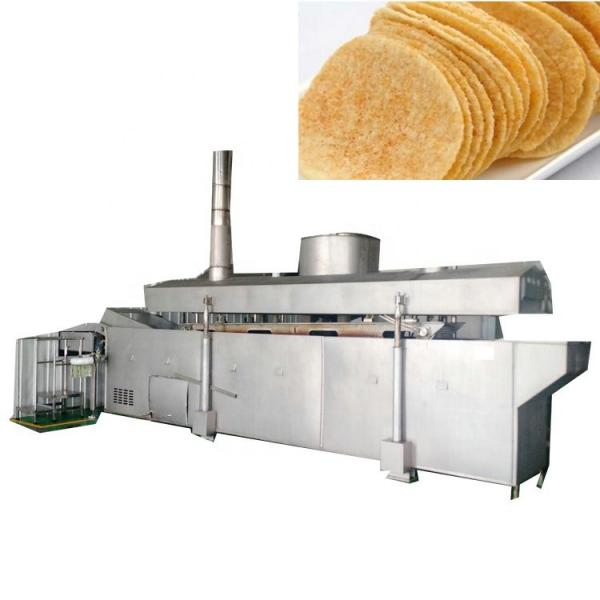 New Condition Complete Automatic French Fries Processing Potato Chips Machine #2 image